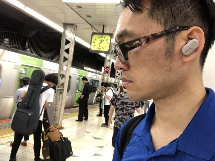 ソニー イヤホン wf 1000xm3