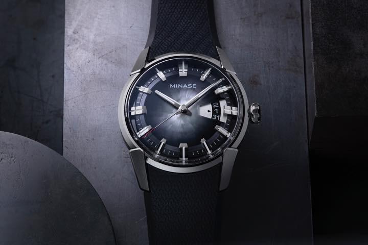 online retailer 2b000 3c385 重厚かつ気品ある水墨画を文字盤に模した国産腕時計「DIVIDO ...