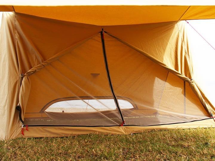 パップ フー テント 2