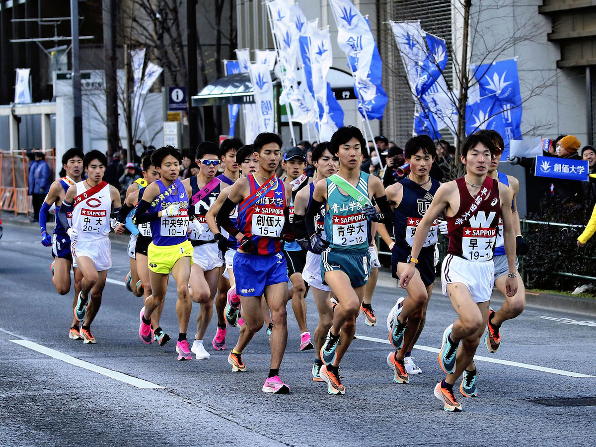駅伝 2020 シューズ 箱根