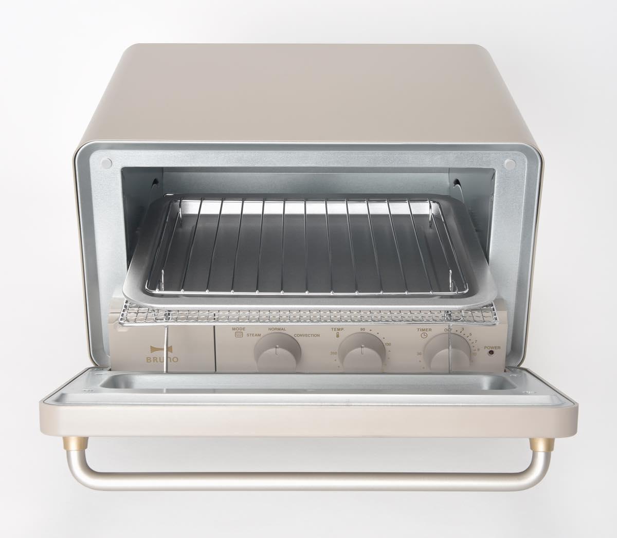 口コミ ブルーノ トースター