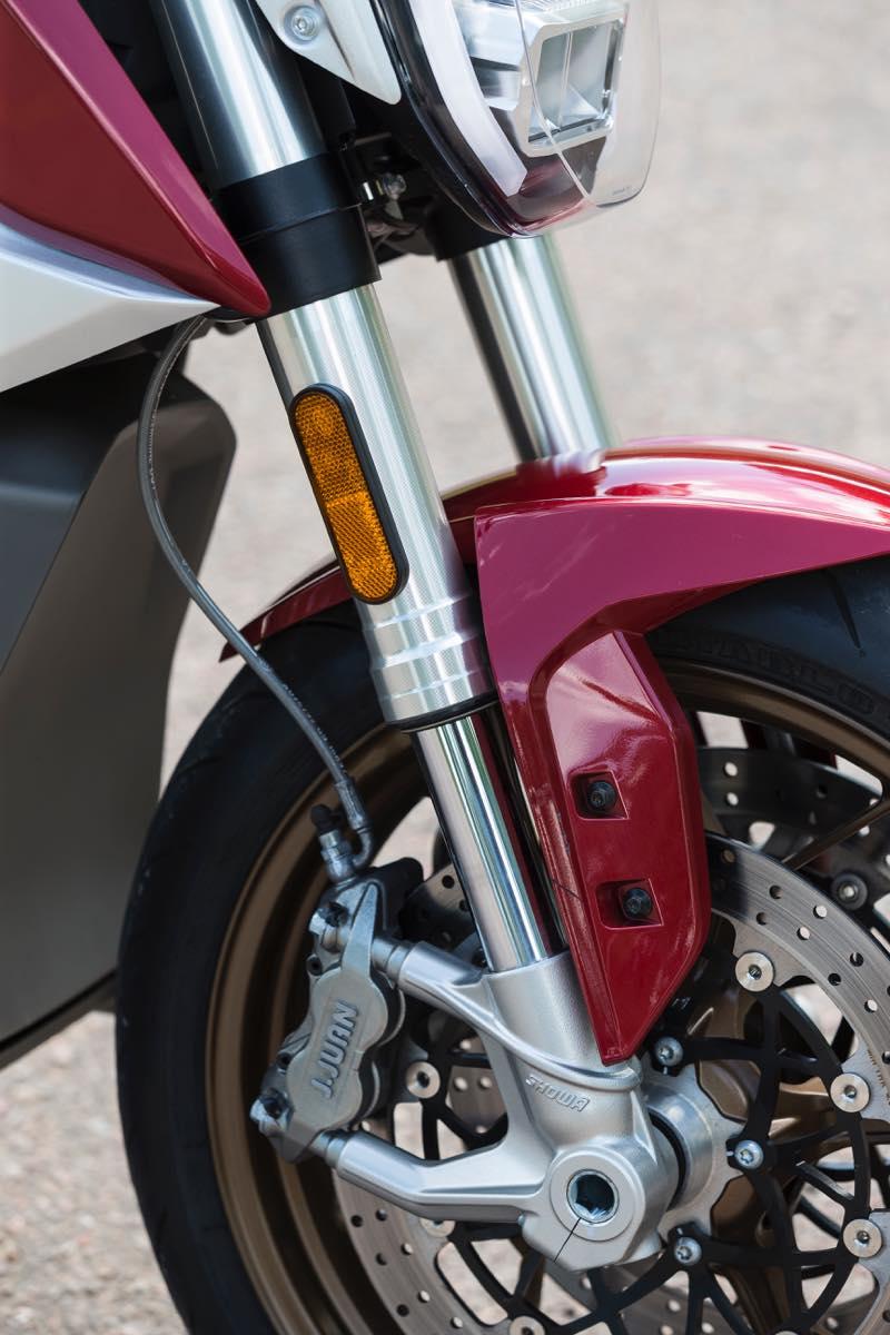 電動 バイク 大型