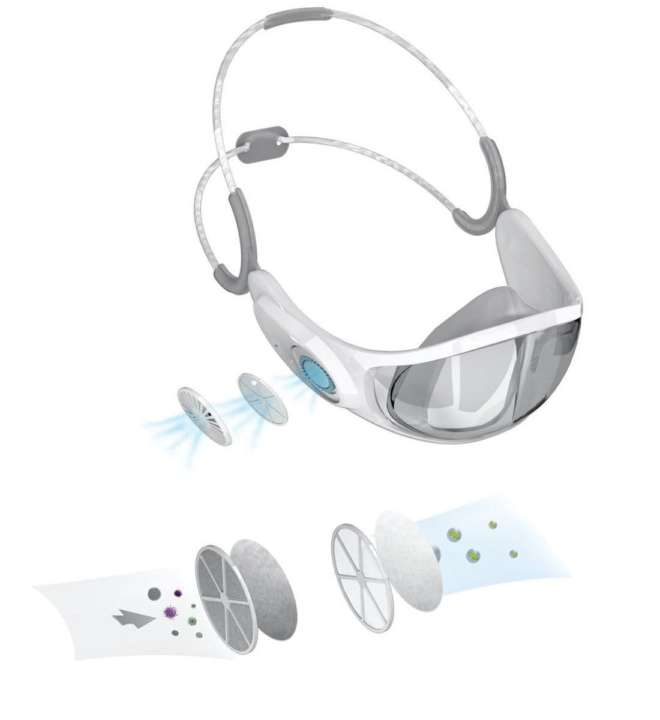 見える マスク が 口元 手話通訳に口元見える透明マスク NPOが作り方をウェブで公開