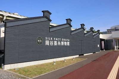 岡谷蚕糸博物館ガイドツアー