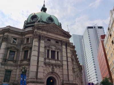 神奈川県立歴史博物館ガイドツアー