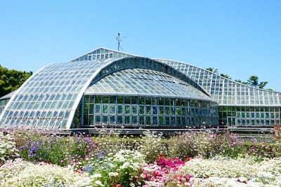 京都府立植物園ガイドツアー