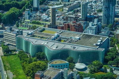 新国立美術館ガイドツアー