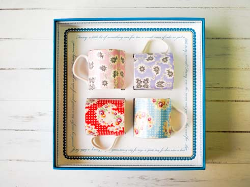 Foosy Mug Set