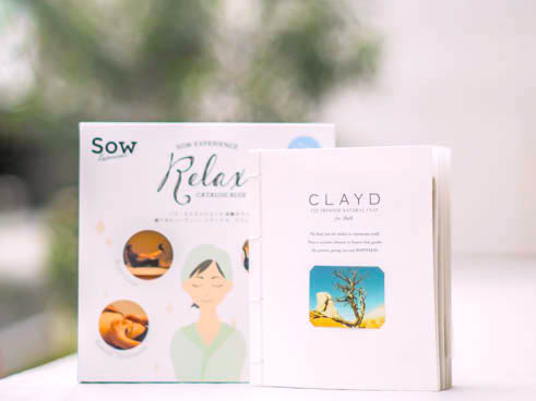 CLAYD入浴剤&リラックスカタログ