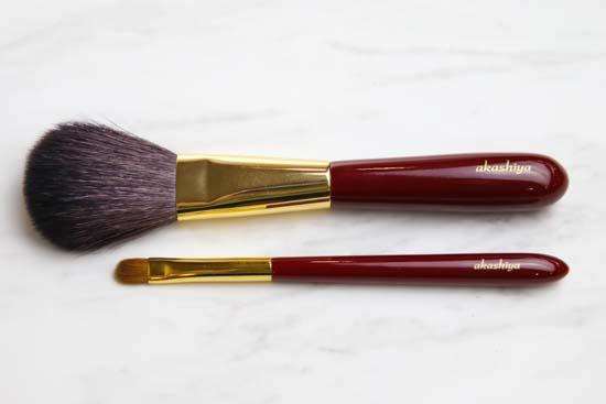 化粧筆セット