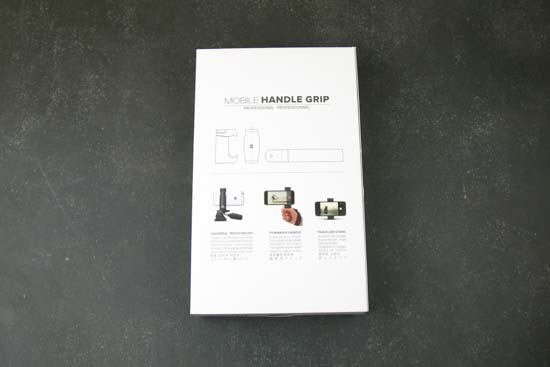 Shoulderpod S2 - THE HANDLE GRIP -