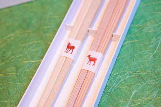 夫婦箸と箸置きのセット