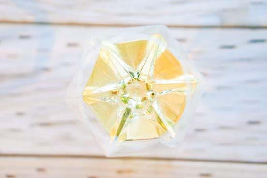 Diamond Glass(ワイングラス)ショートステムペア