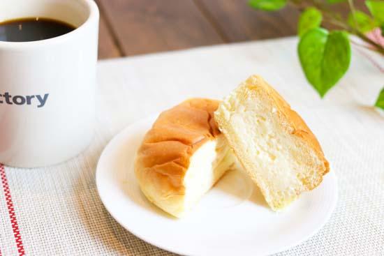 プレミアムフローズンくりーむパン12個詰合せ