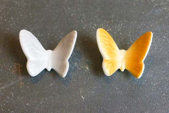 Butterfly 二膳セット GD/SV