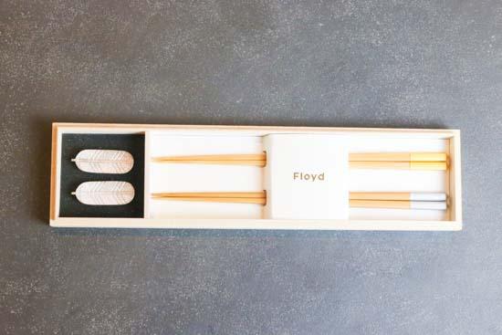 Bamboo Arrow 二膳セット