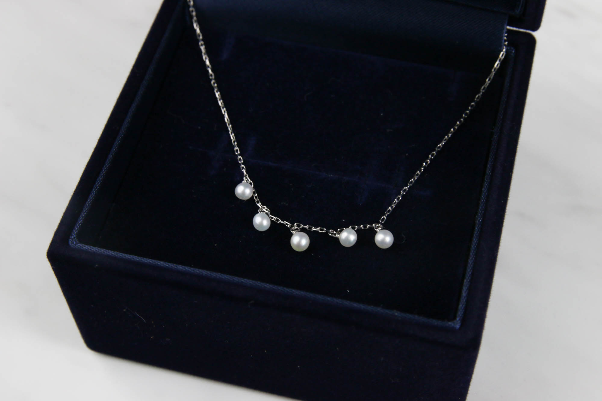 K10 FreshWater Pearl Necklace