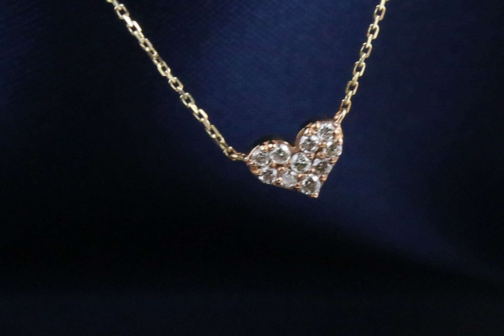 K10 Reversible Diamond Necklace