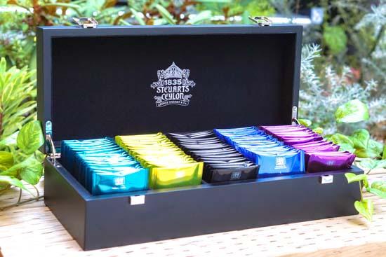 【木箱入り】George Steuart Tea 20個×5種