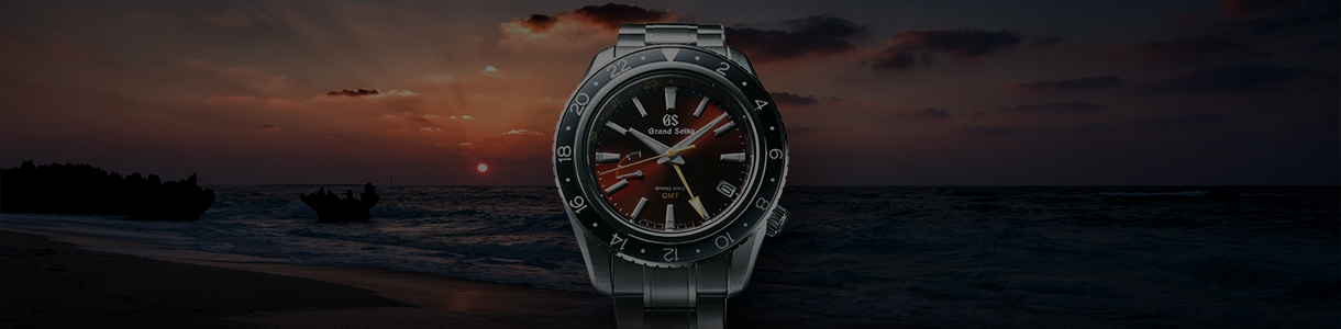 SPRING DRIVE GMT Limited Edition