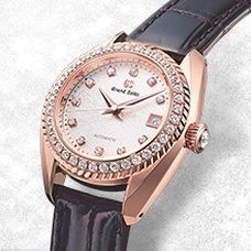 Automatic for women, caliber 9S 20th anniversary limited edition