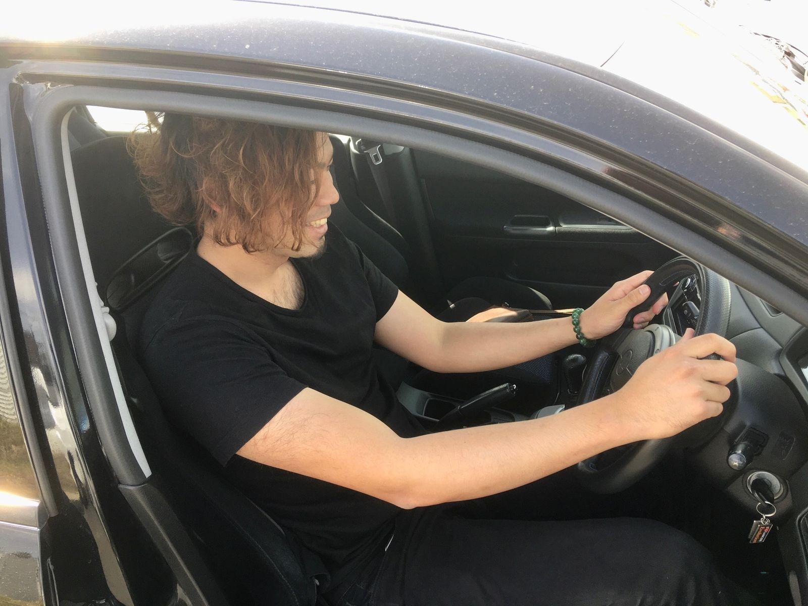 試乗会イベント風景_7