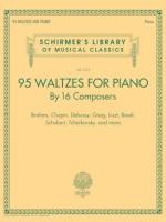 16 Waltzes, Op. 39 (Simplified Edition)