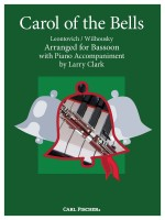 Carol of the Bells (Bassoon with Piano)