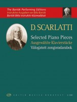 Selected Piano Pieces -The Bartók Performing Editions