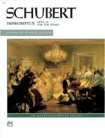 Schubert: Impromptus, Opus 90 for the piano