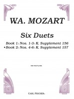 Six Duets Op.75, Nos.4-6 for Flute Duets