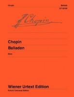 Ballade in g-Moll  op.23