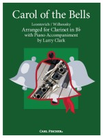 Carol of the Bells (Clarinet with Piano)