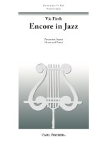 Encore In Jazz Percussion Septet for Percussion Ensemble