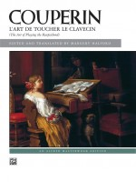 Couperin: L'Art de toucher le Clavecin(The Art of Playing the Harpsichord)