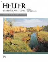 Heller: Melodious Studies for the piano (Complete)