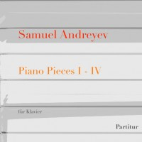Piano Pieces I - IV