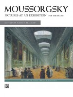 Moussorgsky: Pictures at an Exhibition for the piano