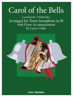 Carol of the Bells (Tenor Saxophone with Piano)