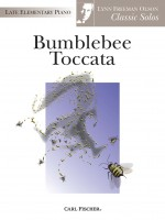 Bumblebee Toccata for Piano