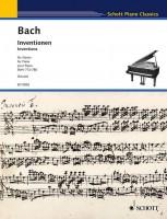 Invention No.6 E major BWV 777