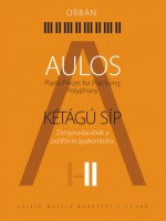 Aulos II - Piano Pieces for Advanced Players to Practise Polyphony