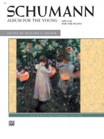 Schumann: Album for the Young, Opus 68for the piano