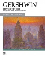 Gershiwin: Rhapsody in Blue For Piano Solo and Orchestra (Arranged for Second Piano)