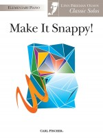 Make It Snappy! for Piano