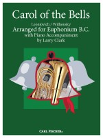 Carol of the Bells (Euphonium with Piano)