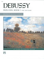 Debussy: Preludes, Book 1 for the piano