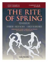 The Rite of Spring 100th Anniversary (Clarinet with Piano)