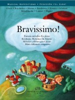 Bravissimo! - Famous melodies for piano