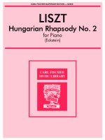Themes from Hungarian Rhapsody No. 2 for Piano